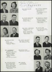 Page 16, 1946 Edition, Oyster Bay High School - Oysterette Yearbook (Oyster Bay, NY) online yearbook collection