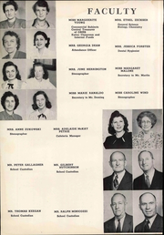 Page 16, 1948 Edition, Oyster Bay High School - Oysterette Yearbook (Oyster Bay, NY) online yearbook collection