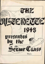Page 7, 1948 Edition, Oyster Bay High School - Oysterette Yearbook (Oyster Bay, NY) online yearbook collection