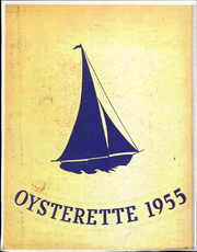 1955 Edition, Oyster Bay High School - Oysterette Yearbook (Oyster Bay, NY)