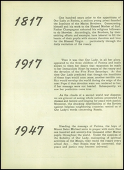 Page 12, 1947 Edition, Mount St Michael Academy - Mountaineer Yearbook (Bronx, NY) online yearbook collection