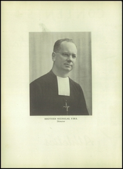 Page 16, 1947 Edition, Mount St Michael Academy - Mountaineer Yearbook (Bronx, NY) online yearbook collection