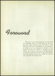 Page 6, 1947 Edition, Mount St Michael Academy - Mountaineer Yearbook (Bronx, NY) online yearbook collection