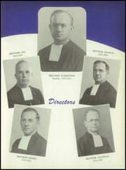 Page 11, 1951 Edition, Mount St Michael Academy - Mountaineer Yearbook (Bronx, NY) online yearbook collection