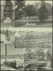 Page 12, 1951 Edition, Mount St Michael Academy - Mountaineer Yearbook (Bronx, NY) online yearbook collection