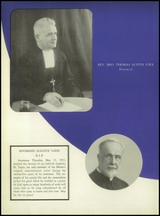 Page 14, 1951 Edition, Mount St Michael Academy - Mountaineer Yearbook (Bronx, NY) online yearbook collection