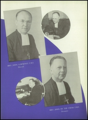 Page 15, 1951 Edition, Mount St Michael Academy - Mountaineer Yearbook (Bronx, NY) online yearbook collection