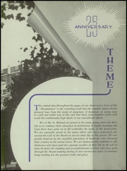 Page 7, 1951 Edition, Mount St Michael Academy - Mountaineer Yearbook (Bronx, NY) online yearbook collection