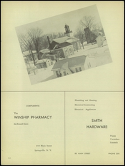 Page 14, 1945 Edition, Griffith Institute High School - Griffonell Yearbook (Springville, NY) online yearbook collection