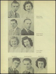 Page 16, 1945 Edition, Griffith Institute High School - Griffonell Yearbook (Springville, NY) online yearbook collection