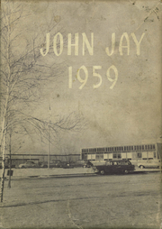 1959 Edition, John Jay High School - Yearbook (Cross River, NY)