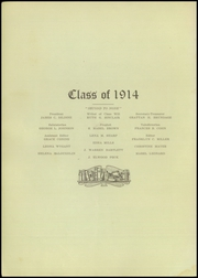 Page 4, 1914 Edition, Haverling Central High School - Haverlinguist Yearbook (Bath, NY) online yearbook collection