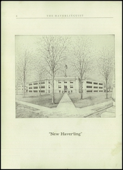 Page 6, 1924 Edition, Haverling Central High School - Haverlinguist Yearbook (Bath, NY) online yearbook collection