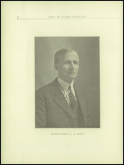 Page 4, 1925 Edition, Haverling Central High School - Haverlinguist Yearbook (Bath, NY) online yearbook collection