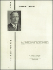 Page 10, 1935 Edition, Haverling Central High School - Haverlinguist Yearbook (Bath, NY) online yearbook collection
