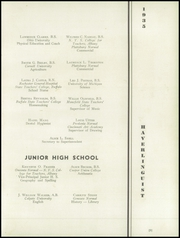 Page 13, 1935 Edition, Haverling Central High School - Haverlinguist Yearbook (Bath, NY) online yearbook collection