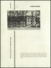 Page 6, 1935 Edition, Haverling Central High School - Haverlinguist Yearbook (Bath, NY) online yearbook collection