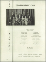 Page 8, 1935 Edition, Haverling Central High School - Haverlinguist Yearbook (Bath, NY) online yearbook collection