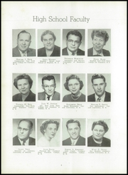 Page 12, 1951 Edition, Haverling Central High School - Haverlinguist Yearbook (Bath, NY) online yearbook collection