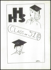 Page 17, 1951 Edition, Haverling Central High School - Haverlinguist Yearbook (Bath, NY) online yearbook collection