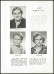 Page 9, 1951 Edition, Haverling Central High School - Haverlinguist Yearbook (Bath, NY) online yearbook collection