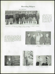 Page 16, 1954 Edition, Haverling Central High School - Haverlinguist Yearbook (Bath, NY) online yearbook collection