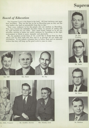 Page 12, 1957 Edition, Haverling Central High School - Haverlinguist Yearbook (Bath, NY) online yearbook collection