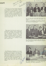 Page 15, 1957 Edition, Haverling Central High School - Haverlinguist Yearbook (Bath, NY) online yearbook collection