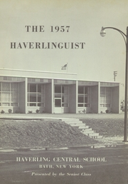 Page 5, 1957 Edition, Haverling Central High School - Haverlinguist Yearbook (Bath, NY) online yearbook collection