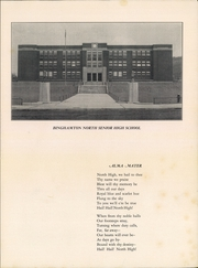 Page 9, 1938 Edition, Binghamton North High School - Wampum Yearbook (Binghamton, NY) online yearbook collection