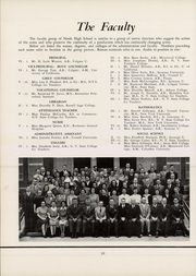 Page 14, 1941 Edition, Binghamton North High School - Wampum Yearbook (Binghamton, NY) online yearbook collection
