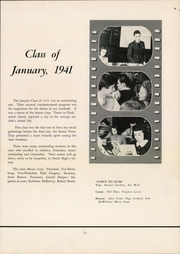 Page 17, 1941 Edition, Binghamton North High School - Wampum Yearbook (Binghamton, NY) online yearbook collection