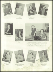 Page 13, 1950 Edition, Binghamton North High School - Wampum Yearbook (Binghamton, NY) online yearbook collection