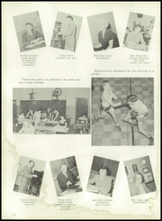 Page 16, 1950 Edition, Binghamton North High School - Wampum Yearbook (Binghamton, NY) online yearbook collection