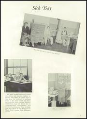 Page 9, 1950 Edition, Binghamton North High School - Wampum Yearbook (Binghamton, NY) online yearbook collection