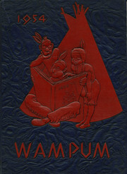 1954 Edition, Binghamton North High School - Wampum Yearbook (Binghamton, NY)