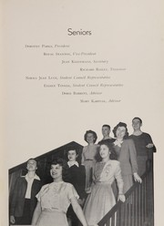 Page 15, 1946 Edition, Ravena Coeymans Selkirk High School - Memoirs Yearbook (Ravena, NY) online yearbook collection