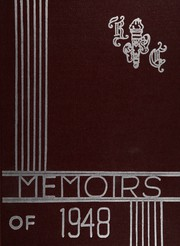 Page 1, 1948 Edition, Ravena Coeymans Selkirk High School - Memoirs Yearbook (Ravena, NY) online yearbook collection