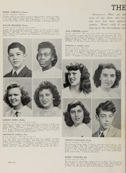 Page 12, 1948 Edition, Ravena Coeymans Selkirk High School - Memoirs Yearbook (Ravena, NY) online yearbook collection