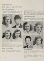 Page 14, 1948 Edition, Ravena Coeymans Selkirk High School - Memoirs Yearbook (Ravena, NY) online yearbook collection