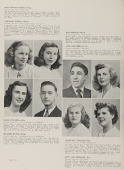 Page 16, 1948 Edition, Ravena Coeymans Selkirk High School - Memoirs Yearbook (Ravena, NY) online yearbook collection