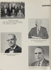 Page 16, 1956 Edition, Ravena Coeymans Selkirk High School - Memoirs Yearbook (Ravena, NY) online yearbook collection