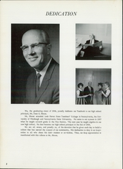 Page 6, 1964 Edition, Susquehanna Valley High School - Saber Tales Yearbook (Conklin, NY) online yearbook collection