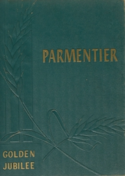 Page 1, 1954 Edition, St Joseph Commercial High School - Parmentier Yearbook (Brooklyn, NY) online yearbook collection