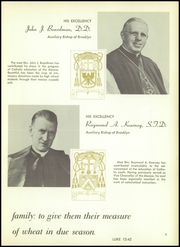 Page 13, 1954 Edition, St Joseph Commercial High School - Parmentier Yearbook (Brooklyn, NY) online yearbook collection