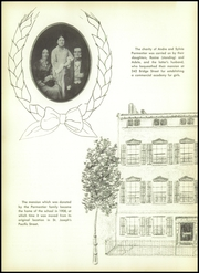 Page 14, 1954 Edition, St Joseph Commercial High School - Parmentier Yearbook (Brooklyn, NY) online yearbook collection