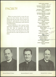 Page 16, 1954 Edition, St Joseph Commercial High School - Parmentier Yearbook (Brooklyn, NY) online yearbook collection