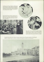Page 11, 1956 Edition, St Joseph Commercial High School - Parmentier Yearbook (Brooklyn, NY) online yearbook collection