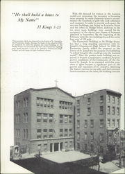 Page 14, 1956 Edition, St Joseph Commercial High School - Parmentier Yearbook (Brooklyn, NY) online yearbook collection