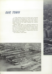 Page 12, 1960 Edition, St Joseph Commercial High School - Parmentier Yearbook (Brooklyn, NY) online yearbook collection